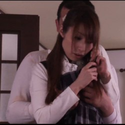 [SHKD-449] Miho Ashina – being raped in front of her husband