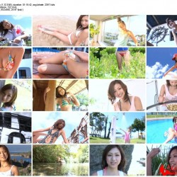 [SBVD-0063] Ayaka Sayama 佐山彩香 – パラソル