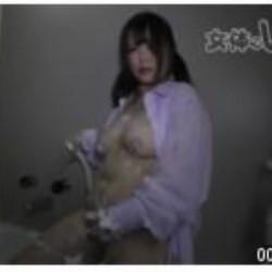 Nyoshin n1678 女体のしんぴ n1678 まゆ / 巨乳ロリっ娘が シャワー オナニー