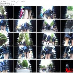 ここは楽園☆女子校文化祭に潜入しパンツ見えまくり見放題★etc3作品