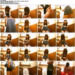 修学旅行っぽいシーケー女子がいっぱい♬大浴場&更衣室で見放題★他トイレ4本