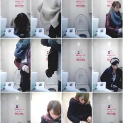 名作トイレ☆可愛い子ばかりを厳選♬高画質くっきり洗面所