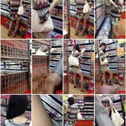 本屋で白いのぶっかけ♪華奢なヲタ系の私服C☆★etc7作品