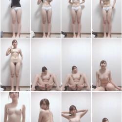 とってもエッチな身体♪可愛い彼女とのプライベイトハメ撮り☆☆etc5作品
