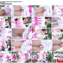 JK逆さ☆完璧スタイルの美少女♪生パン覗き☆潜入盗!! 文化の祭り★他4作品