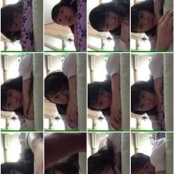 お昼寝中の妹をスマホ撮影☆処女のキレイな裸体♪etc3作品
