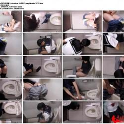 C&Kラインの女の子が多数出演☆奇跡のりあるトイレに小型カメラ♪etc4作品