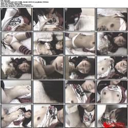 危ない香り漂う個人撮影。ツインテの家出娘を拉致&性調教した記録etc4本